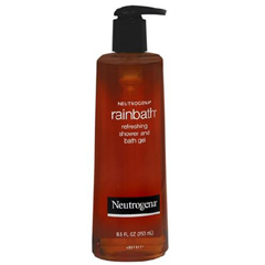 MON22551800 - Johnson & JohnsonBody Wash Neutrogena Rainbath Gel 8.5 oz. Pump Bottle