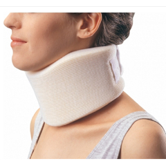 MON30133000 - DJOCervical Collar PROCARE® Medium Density Small Contoured Form Fit 3 Inch Height 18-1/2 Inch Length 11 to 16 Inch Circumference