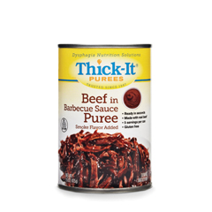 MON30902600 - Kent Precision FoodsPuree Thick-It® 15 oz. Beef in BBQ Sauce Ready to Use, 12EA/CS