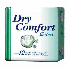 MON30953100 - SCADry Comfort™ Extra Briefs, Moderate-Heavy Absorbency, Extra-Large, 60/CS