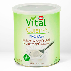 MON31262601 - Hormel LabsOral Protein Supplement ProPass® Unflavored 7.5 oz.