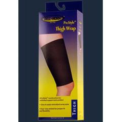 MON32323000 - DJOThigh Support ProStyle® One Size Fits Most 17 to 28 Inch Circumference Left or Right Leg