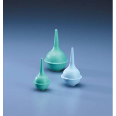 MON39432800 - Busse Hospital DisposablesSyringe Ear/Ulcer Disposable Green 3 Oz Sterile