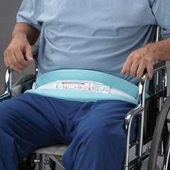 MON41253000 - PoseySlider Belt Soft Belt One Size Fits Most Quick-Release Ties 2-Strap