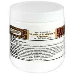 MON41751400 - McKessonOintment A & D 16 oz. Jar Ointment