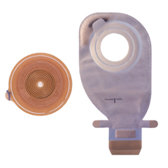 MON43094900 - ColoplastOstomy Baseplate Assura® AC Easiflex® 5/8 to 3-1/2 Inch, 5EA/BX