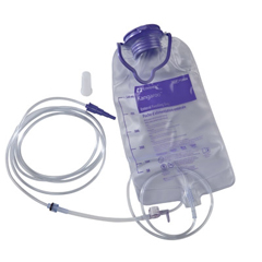 MON45214600 - MedtronicEnteral Feeding Pump Bag Set Kangaroo ePump 500 mL