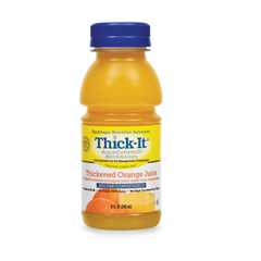 MON47662600 - Kent Precision FoodsThick-It® AquaCareH2O® 8 oz. Orange Juice Ready to Use, 24EA/CS