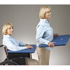 MON49714200 - Skil-CareSofTop Lift-Away Wheelchair Tray