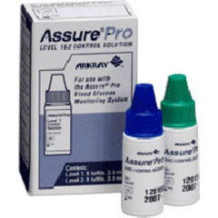 MON50162400 - ArkrayAssure Control Solution for Platinum Pro & Vital
