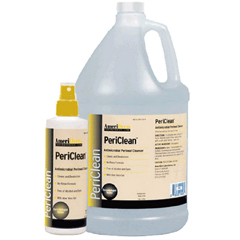 MON51011800 - MckessonAmeriDerm® PeriClean™ Antimicrobial Perineal Cleanser, 8 oz. Spray Bottle