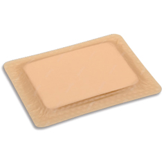 MON52032101 - HollisterRestore™ Foam Dressings with Silicone