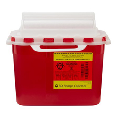 MON55172800 - BDMulti-purpose Sharps Container