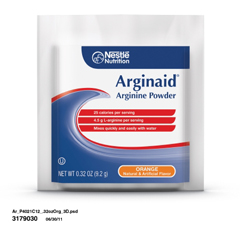 MON59832600 - Nestle Healthcare NutritionResource Arginaid™ 9.2G Packet or Flange