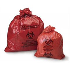 MON61001100 - Medical Action IndustriesInfectious Waste Bag 11 X 14 Inch Printed, 200EA/CS