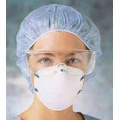 MON61661110 - Molnlycke HealthcareParticulate Respirator Mask Barrier N95 Elastic Band