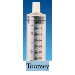 MON62651901 - MedtronicIrrigation Syringe Monoject 60 mL Toomey Type