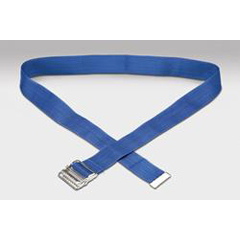 MON65503000 - Val MedGait Belt Comfort Plus® 60 Inch Blue Nylon