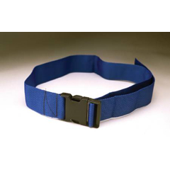 MON65753000 - Val MedGait Belt 60 Inch Pastel Stripe Cotton
