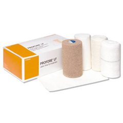 MON66262100-CS - Smith & NephewProfore LF Latex-Free Formulation Multi Layer Bandaging System 4 Diff Wraps