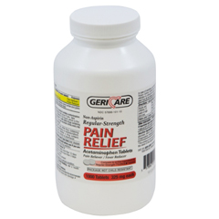MON70012712 - McKessonPain Relief 325 mg Strength Tablet 1000 per Bottle