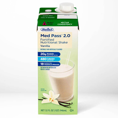 MON70162601 - Hormel LabsOral Supplement Med Pass® 2.0 Vanilla 32 oz.