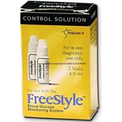 MON70432400 - Suburban OstomyControl FreeStyle® Blood Glucose High/Low