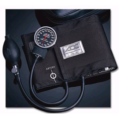 MON72042500 - ADCAneroid Sphygmomanometer Diagnostix Pocket Style Hand Held 2-Tube Adult