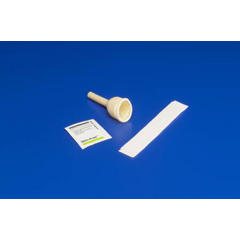 MON73251900 - MedtronicMale External Catheter Uri-Drain, Double-Sided Adhesive Strip, Latex, Standard