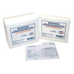 MON73522410 - McKessonBiological Indicator Strip EO Gas / Steam / Chemical Vapor / Dry Heat