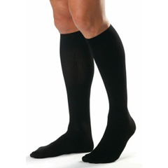 MON74880300 - BSN MedicalAnti-embolism Stockings Jobst® Knee-high Medium Black