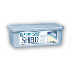MON75243101 - Sage ProductsBath Wipe Comfort Shield Tub Dimethicone 24 per Pack