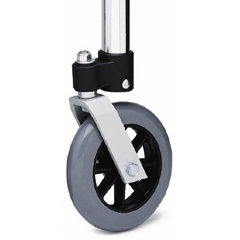 MON76183800 - McKessonSunMark® Performance Walker Wheels, Swivel, 2EA/BX