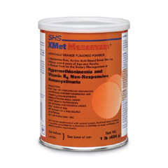 MON77952601 - NutriciaMetabolic Oral Supplement XMet Maxamum Orange 454 Gram Can Powder