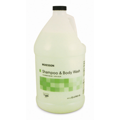 MON79101800 - McKessonShampoo and Body Wash 1 gal. Jug Cucumber Melon Scent