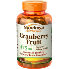 MON79632700 - US NutritionCranberry Supplement 475 mg Strength Capsule 200 per Bottle