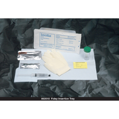 MON82311902 - Bard MedicalIndwelling Catheter Tray Bardia Foley Without Catheter