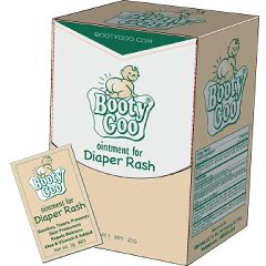 MON83751400 - Skin SakeDiaper Rash Treatment Booty Goo® 2 gm Foil Pack, 100EA/CS