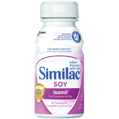 MON86012600 - Abbott NutritionSimilac® Isomil® Advance® Infant Formula