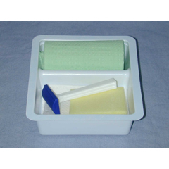 MON88701701 - McKessonShave Prep Tray Medi-Pak Performance