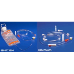 MON88744606 - MedtronicEnteral Feeding Pump Bag Set Kangaroo 500 mL
