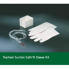 MON89101950 - Bard MedicalTracheal Suction Catheter Kit Cath N Sleeve 10 Fr. Sterile