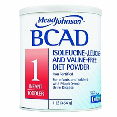 MON89152601 - Mead Johnson NutritionBCAD 2 Metabolic Powder 1Lb Can