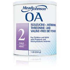 MON89172601 - Mead Johnson NutritionMedical Food Powder OA 2 Unflavored 1 lb.