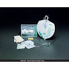 MON89911910 - Bard MedicalIndwelling Catheter Tray Bard Add-A-Foley Foley Without Catheter