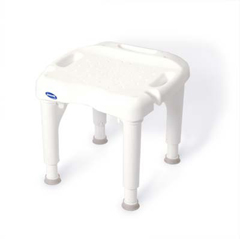 MON97803501 - InvacareShower Chair I-Fit Without Backrest 15 - 21 Inch