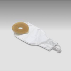 MON98231900 - HollisterDrainable Fecal Incontinence Collector Med Taperedextend Skin Barrier
