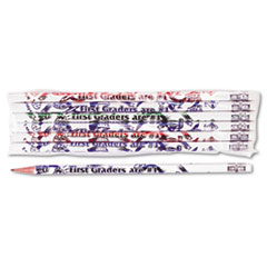 MPD7861B - Moon Products Decorated Motivational Pencil