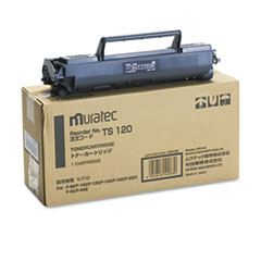 MURTS120 - Muratec TS120 Toner, 5500 Page-Yield, Black