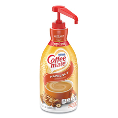 NES31831 - Nestle Coffee-mate® Hazelnut Liquid Creamer Pump Bottle